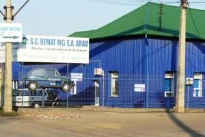 Remat MG - Arad