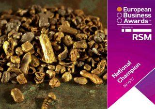 European Business Awards - Beitragsbild